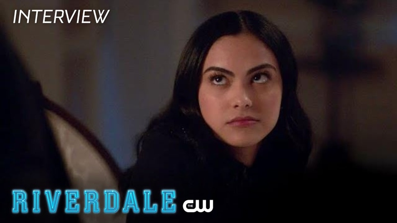 Riverdale | Camila Mendes Interview: Season 2 - Veronica's Versatility | The CW