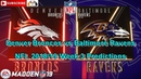Denver Broncos vs Baltimore Ravens | NFL 2018-19 Week 3 | Predictions Madden NFL 19