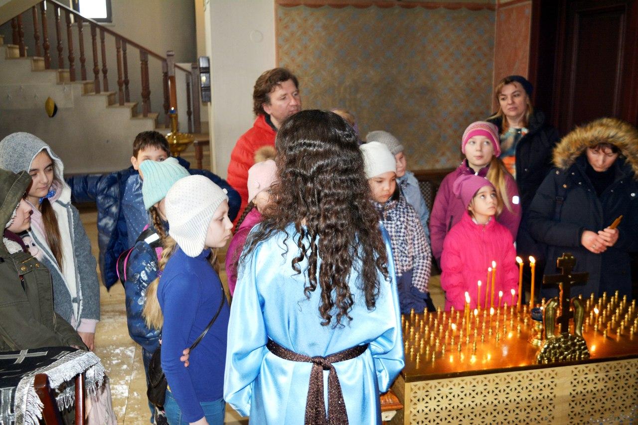 пасхальный квест для воспитанников Москвовии