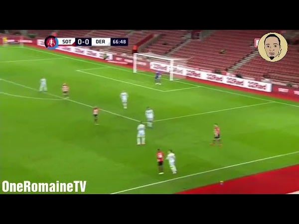 Southampton vs Derby 2-2 (3-5) Highlights, Goals Penalty Shootout 2019