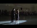 Mariano Chicho Frumboli y Juana Sepulveda 3° esibizione V grande Encuentro de Tango 2011