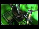 永豐機械 磨缸機B600磨加工品 Yon Fong Honing Machine Hone Manufacture