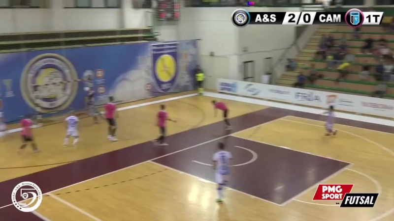 Italy League - Round 3 - AcquaSapone Unigross 5x1 Came Dosson