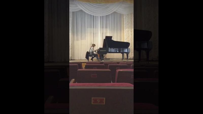 С.Прокофьев - Концерт для фортепиано с оркестом №2 (g-moll,op.16)