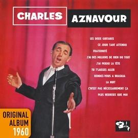 Charles Aznavour альбом Les deux guitares