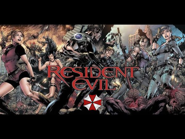 Становление Обители зла на экране. The Evolution of Resident Evil in Television Film.