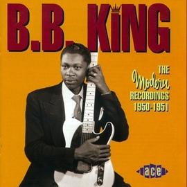 B.B. King альбом The 1950-1951 Modern Recordings