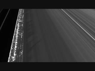 Полет над Сатурном