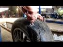 Что делать если проколол шину в дороге