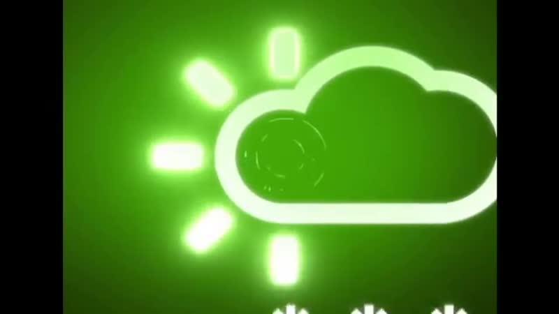 Заставка Вести погода (Вести, 2006-2007)