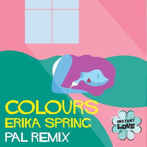 Erika Spring альбом Colours (PAL Remix)