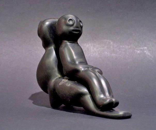 «Бог с небес» (Музей Золота в Боготе, Колумбия).