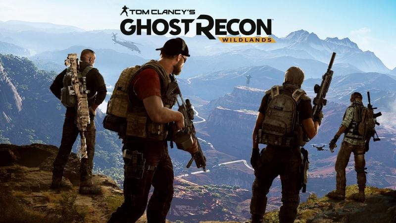Tom Clancy's Ghost Recon Wildlands 3(Evgen833)