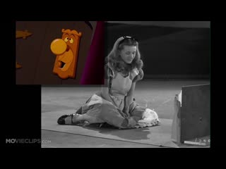Alice in Wonderland Behind The Scenes - Live Action Reference (1951) HD