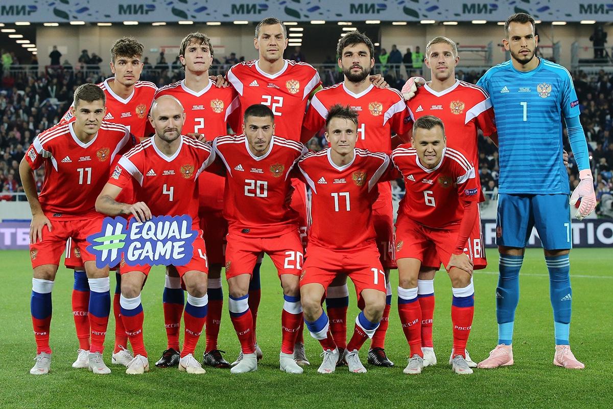Сборная Финляндии провела тренировку в Одессе