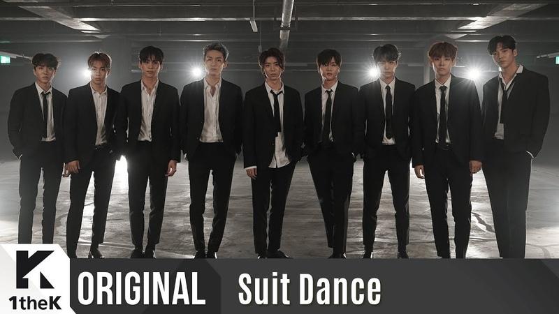 Suit Dance(수트댄스) SF9(에스에프나인) _ Now or Never(질렀어)