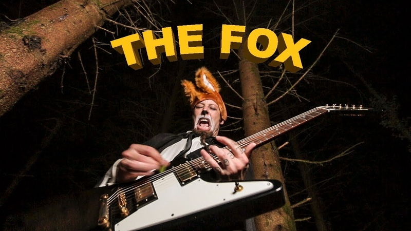 The Fox (What Does the Fox Say) Metal cover by Leo Moracchioli