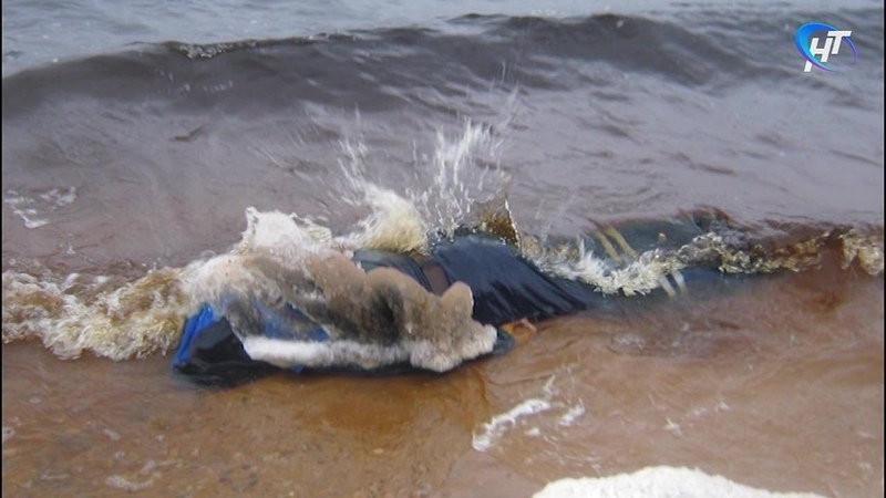 Найдено тело одного из трех рыбаков пропавших в Хвойнинском районе