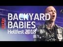 Backyard Babies - live @ Hellfest 2018 (Full Show HiRes) – ARTE Concert