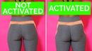 5 MIN GLUTE ACTIVATION | Get Better Butt Workout Results