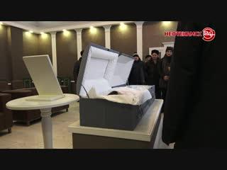 Родственники и друзья простились с Эдвардом Мурзиным
