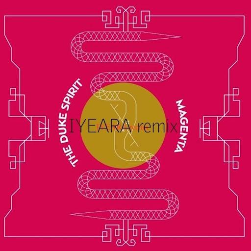 The Duke Spirit альбом Magenta (Iyeara Remix)