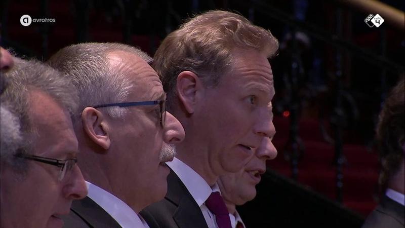 Poulenc: Exultate Deo and Salve regina - Groot Omroepkoor o.l.v. Ed Spanjaard - Live concert HD