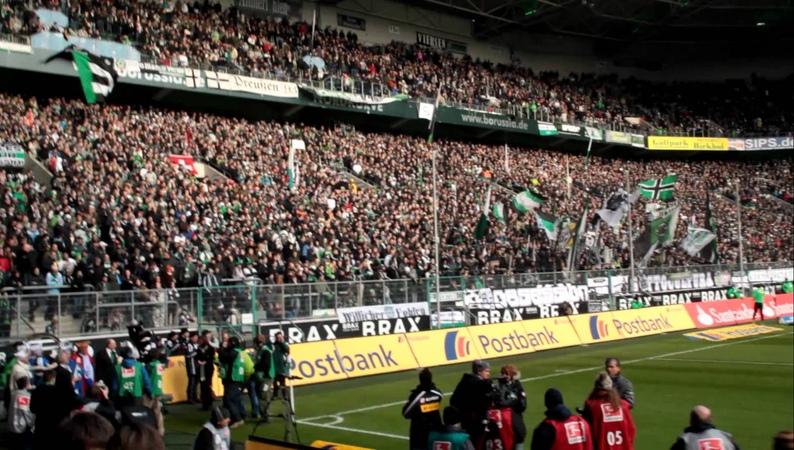 Borussia MG / Leverkusen wenn et Trömmelche jeht / Köln steigt ab Version 2013