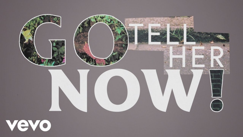 Tom Odell - Go Tell Her Now (Lyric Video)