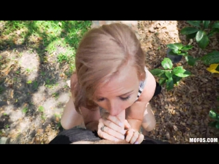 Nicole clitman – my kind of chick [mofos. hd 1080. blonde, pov, public & outdoors, teen]