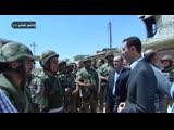 قبل عام انطلقت معارك تحرير الغوطة الشرقية والتي شارك فيها معظم وحدات الجيش العربي السوري