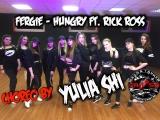 Fergie - Hungry ft. Rick Ross/ CALIPSO Dance Centre/ Choreo Yulia SHI