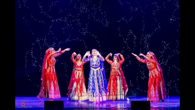 Kanha re Amrita indian dance group Moscow Ансамбль Амрита
