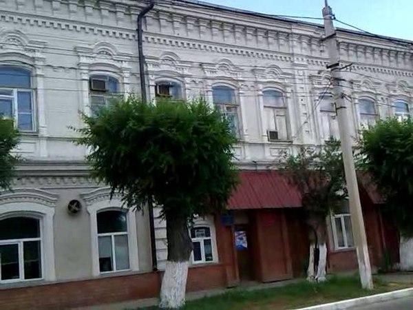 Камышин. Дом Шемякина. Городской купеческий клуб. Русский торгово-промышленный банк
