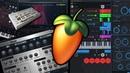 3️⃣Запись баса с midi-клавиатуры и VST-синтезатора 🎹