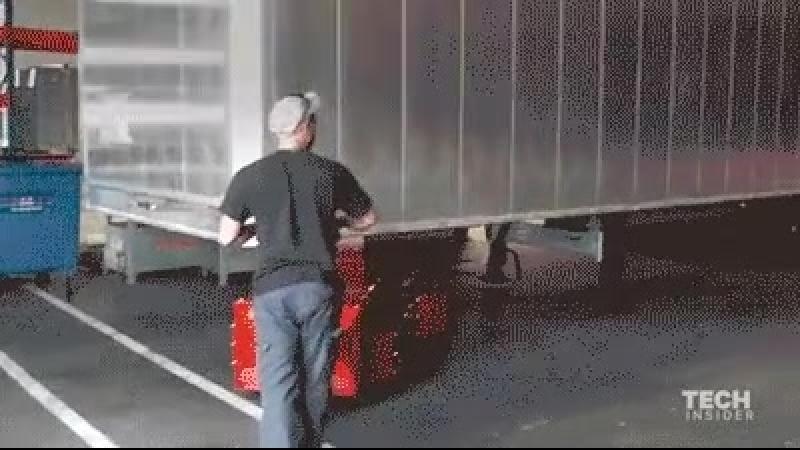 Тележка для особо больших грузов