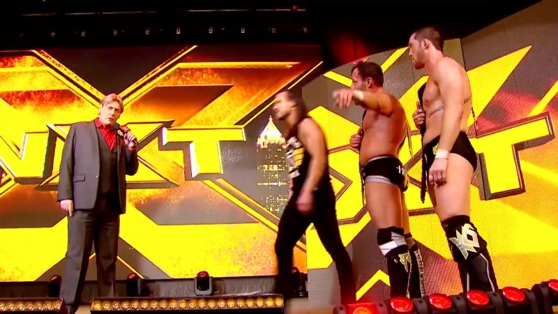NXT TakeOver: Philadelphia 2018 - Opening Show