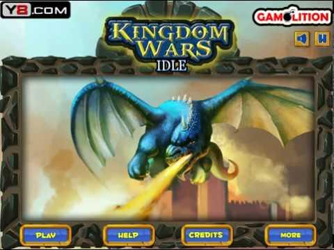 Прохождение игры Kingdom Wars Idle
