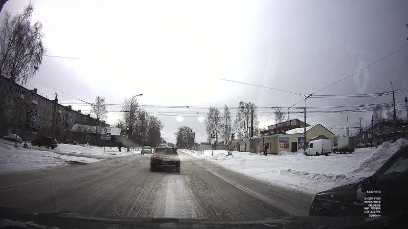 А зачем нам светофоры?
