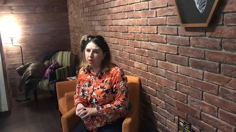 Life-коуч Ольга Мельникова проводит эксперимент