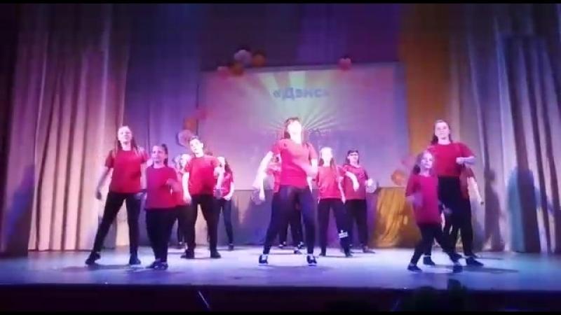 Танец Шейк