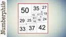 Квадрированные квадраты Numberphile НА РУССКОМ
