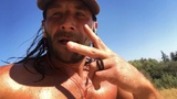Zach McGowan on Instagram Its hot in la and my inner b!tch was loud after a long weekend in england. So I told it to shut up and I hit it hard. ...