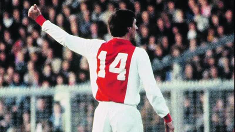 Nummer 14 Johan Cruijff [1973]