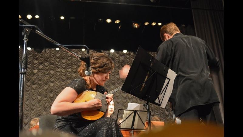 С.Плеханов - Ночная музыка (для домры с оркестром)/ ОРНИ МОМК