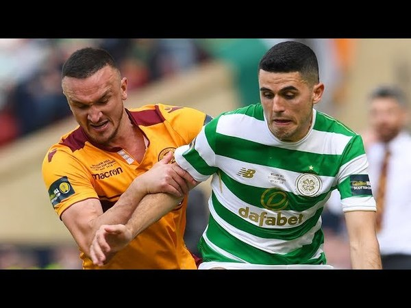 Celtic 2-0 Motherwell | William Hill Scottish Cup Final