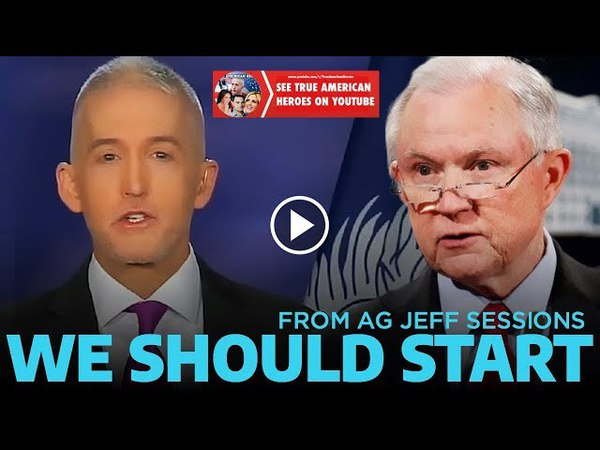 """Resign Immediately"", Trey Gowdy Just Dropped A Bomb On AG Jeff Sessions With Brutal News » Freewka.com - Смотреть онлайн в хорощем качестве"