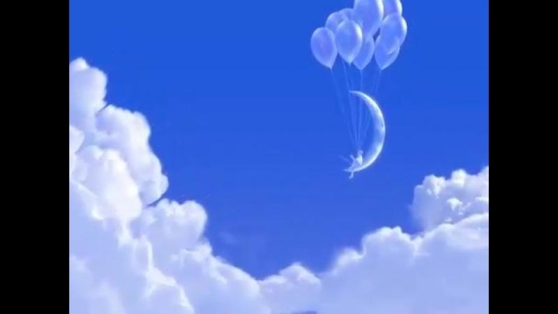 Dreamworks Animation Home Entertainment logo 2004 PAL toned