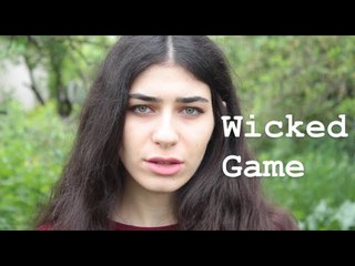 Chris Isaak - Wicked Game (cover by Malika Atabi)