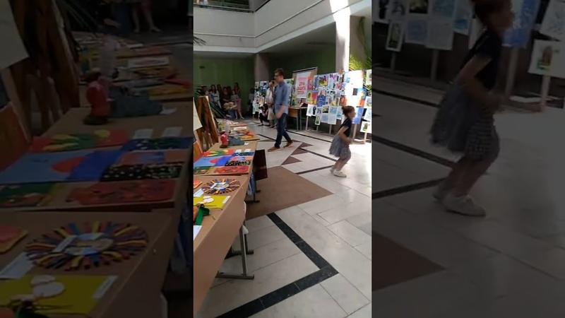 Выступление в ГГТУ им. П.О.Сухого(Cover Олег Майами-Ты ветер,я вода)